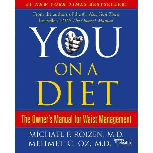 You On A Diet Book